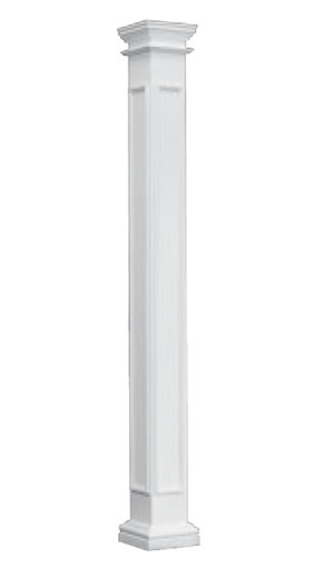 interior decorative support columns posts pillars mdf 17